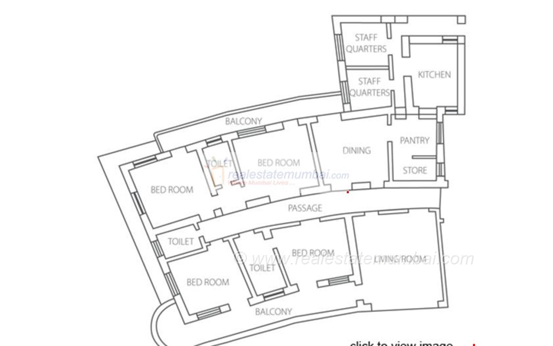 Floor Plan - Lynnwood  House, Warden Road
