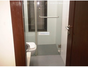 Master Bathroom - Shloka, Khar West