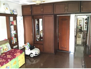 Bedroom 2 - Prestige Court, Khar West