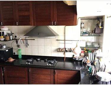 Kitchen - Prestige Court, Khar West