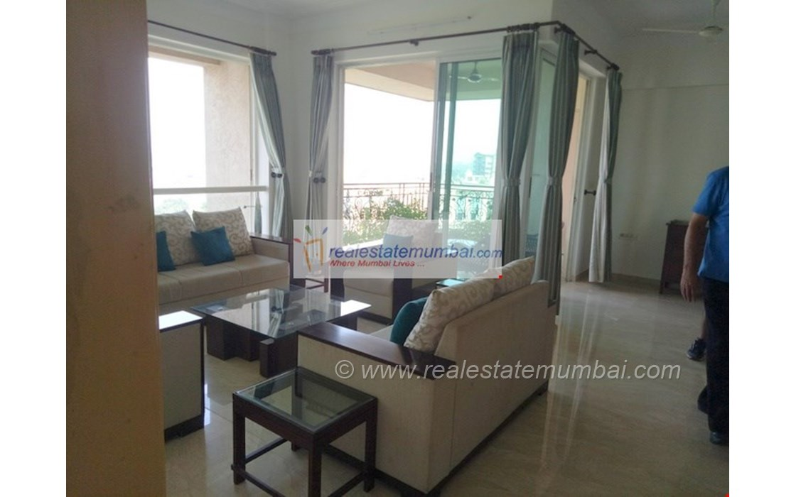 Living Room2 - Ambrosia, Powai