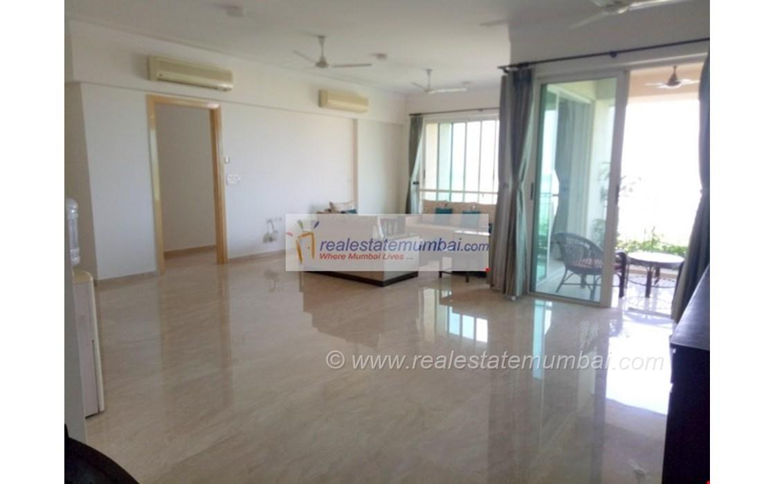 Living Room3 - Ambrosia, Powai