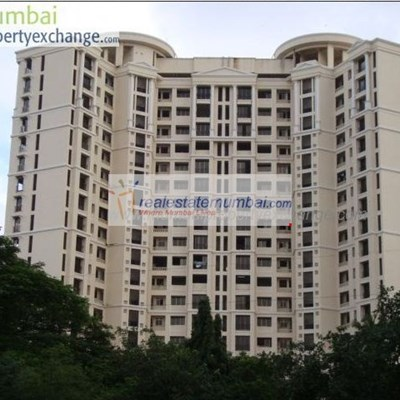 Flat on rent in Raheja Acropolis, Chembur