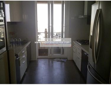 Kitchen - Capri Heights, Bandra West