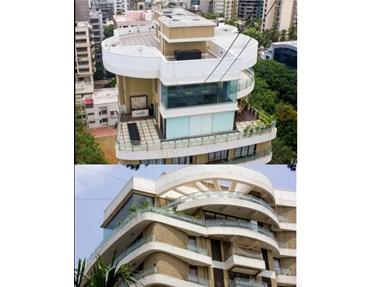 Terrace - Pinnacle D Elegance, Bandra West