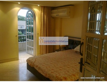 Bedroom 2 - Sanjay Plaza, Juhu