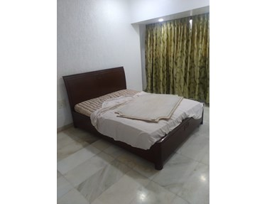 Flat on rent in Cliff Towers, Andheri West