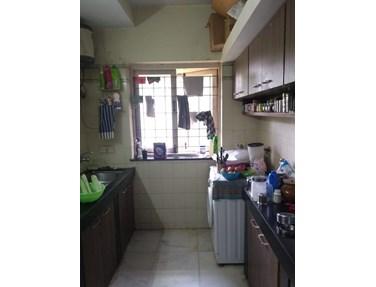 Kitchen - Paras CHS, Andheri West