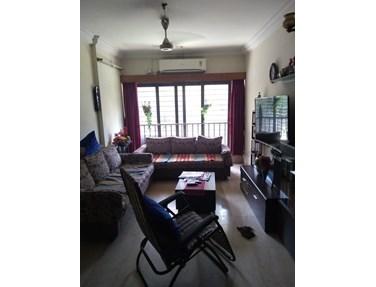 Living Room - Paras CHS, Andheri West