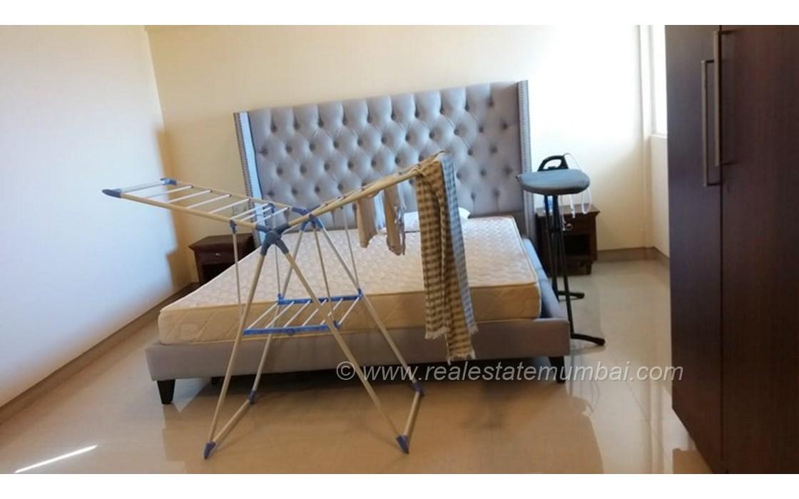 Bedroom 2 - Gold Mist, Bandra West