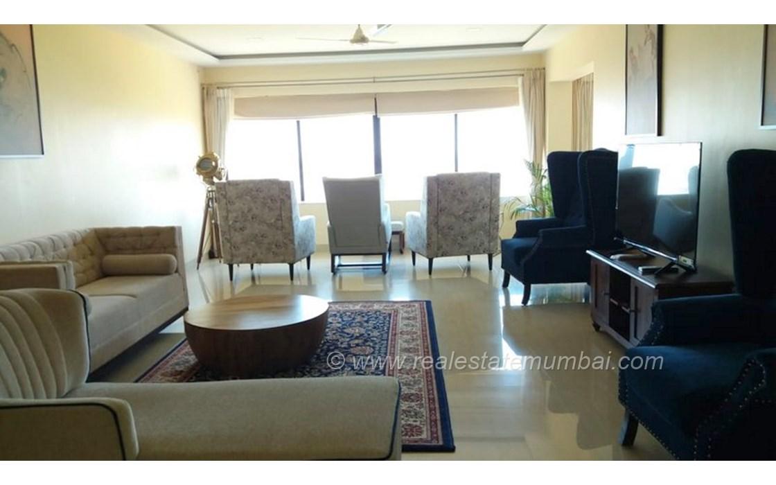 Living Room - Gold Mist, Bandra West