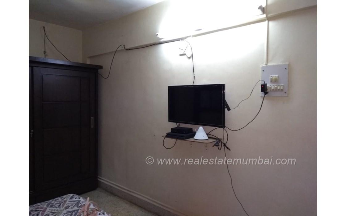 Bedroom 2 - Pooja Apartments, Khar West