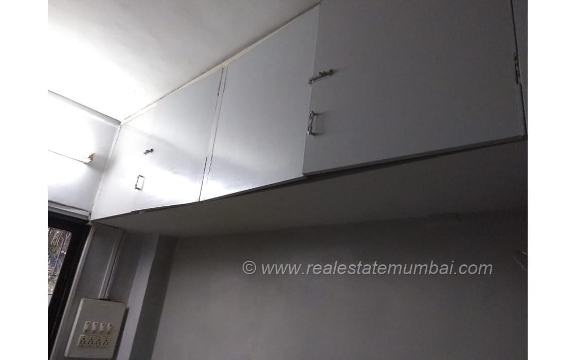 Kitchen - Pooja Apartments, Khar West