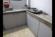 Living Room - Pooja Apartments, Khar West