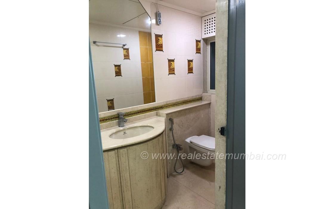 Bathroom 2 - Jivesh Terraces, Bandra West