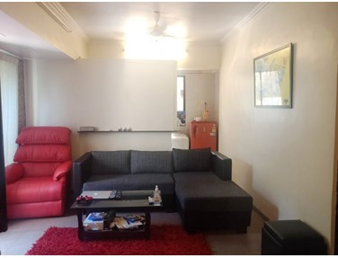 Flat on rent in Marita Apartment, Bandra West