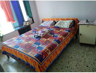 Master Bedroom - Canvera CHS, Andheri West