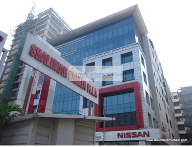 Office on rent in Shalimar Mourya Park, Andheri West