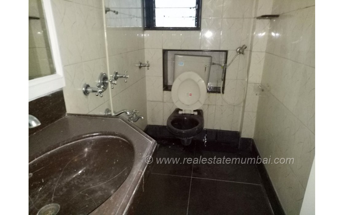 Bathroom 3 - Vaishali Apartment, Santacruz West