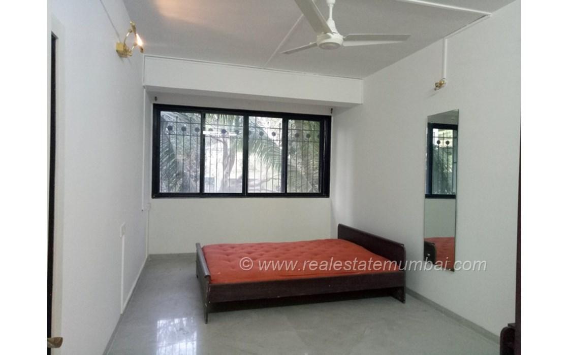 Bedroom 2 - Vaishali Apartment, Santacruz West