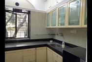 Kitchen - Vaishali Apartment, Santacruz West