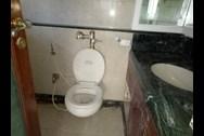 Master Bathroom - Vaishali Apartment, Santacruz West