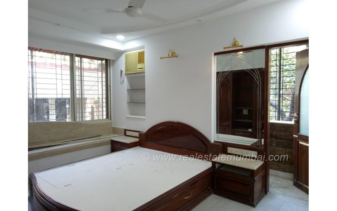 Master Bedroom - Vaishali Apartment, Santacruz West