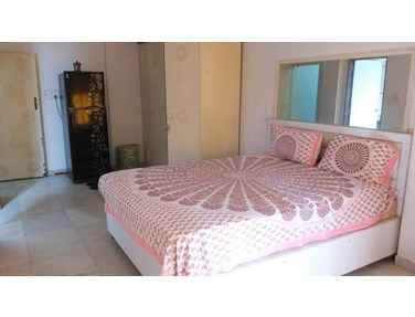Master Bedroom - Ashoka Apartments, Juhu
