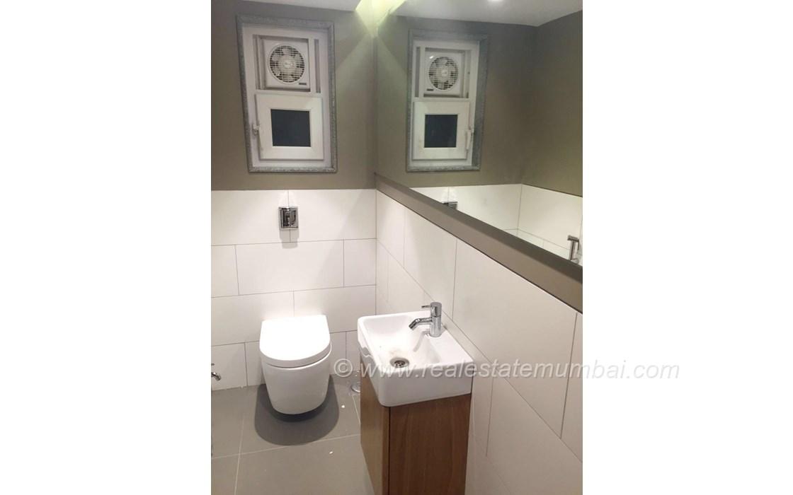 Washroom - Makhija Chambers, Bandra West